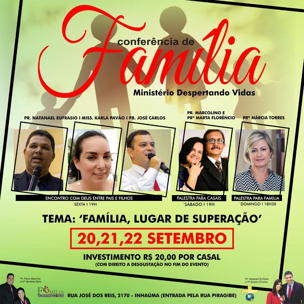 Conferência de Família