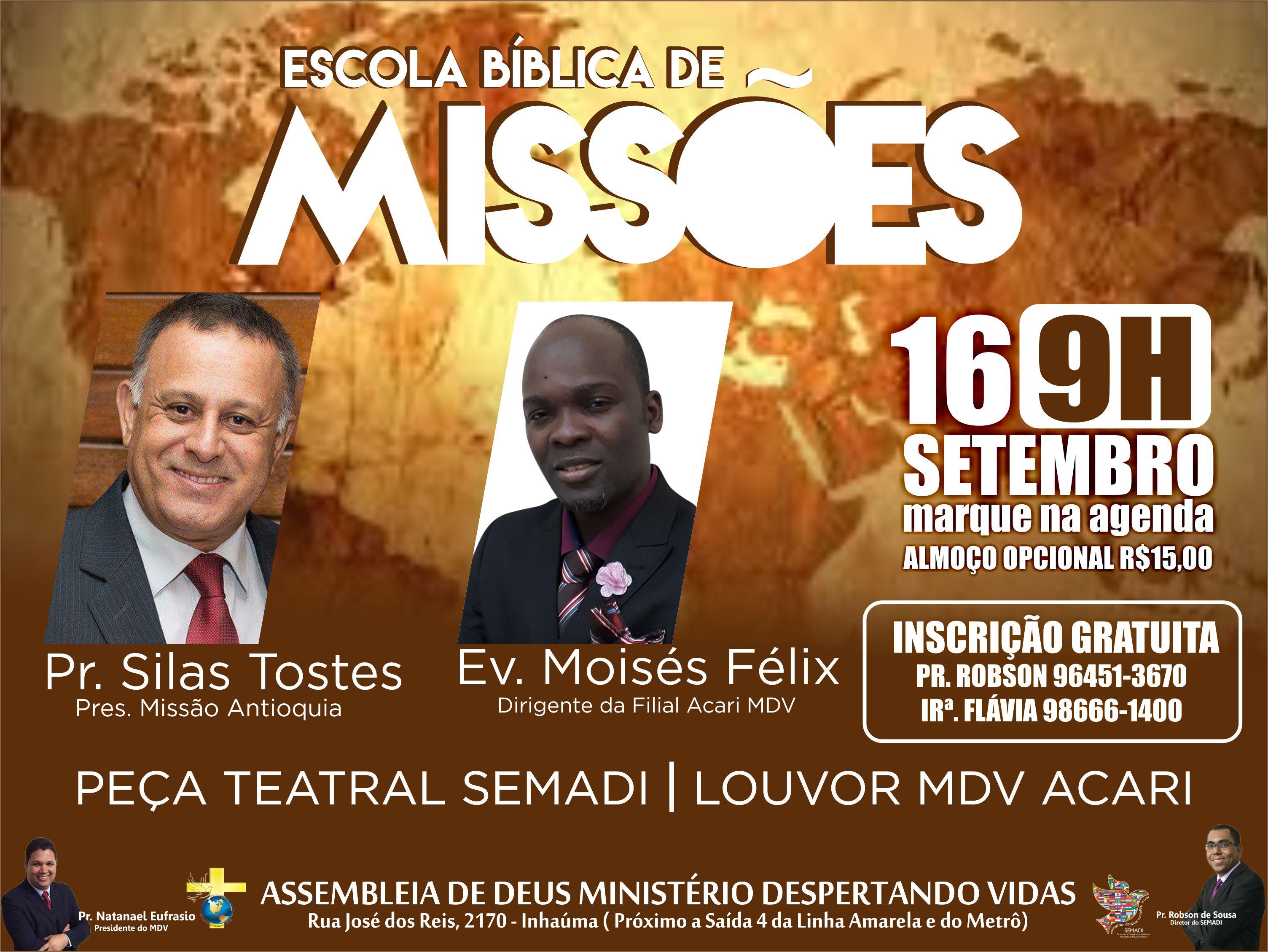 Escola de Missões